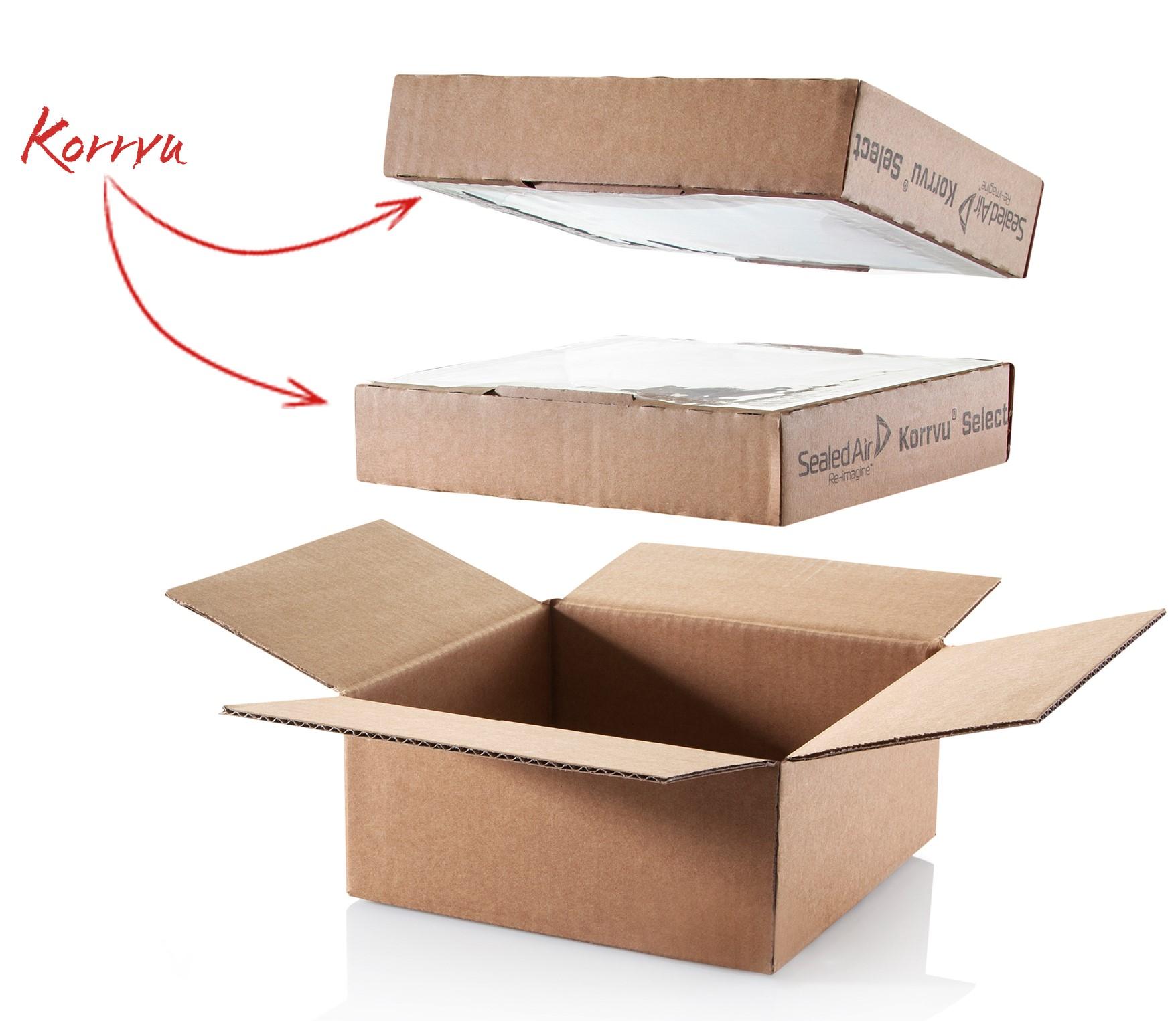 Korrvu Verpackungsmaterial